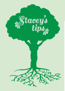 Stacey Tips Logo