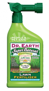 Dr Earth lawn Fert