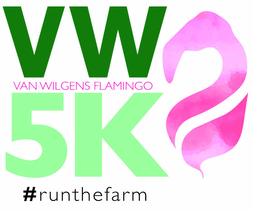 Van Wilgen\'s Flamingo 5k Run/Walk - Van Wilgen\'s Garden Center